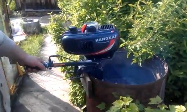 ханкай инструкция л по с 4 мотор эксплуатации лодочный